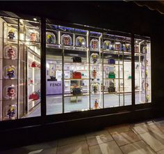 Fendi - Fendirumi - Retail Focus - Retail Blog For Interior Design and Visual…