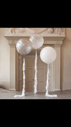 Wedding Giant Balloon innocence feather filled giant balloon by bubblegum balloons Large Balloons, Giant Balloons, White Balloons, Helium Balloons, Balloon Decorations, Wedding Decorations, Bubblegum Balloons, Balloon Tassel, Wedding Balloons