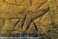 Tellinger-Heine: Lambda szimbólumok szerte Dél- Afrikában, hasonlóak az angolszász runákhoz és az indus völgyi íráshoz. Nagy területen való megjelenésük azt jelzi, hogy fontos jelentést hordoznak.