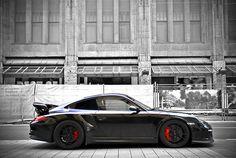 Bad Man Porsche