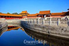 Visitando China Crucero Asia 2014