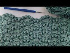 Crochet, Videos, Youtube, Fashion, Moda, Fashion Styles, Ganchillo, Crocheting, Fashion Illustrations