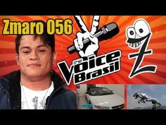 Programa Zmaro 056: Pedro Eduardo (Voice Brasil), Jaguar, Chrysler conversivel, Coisa verde e mais