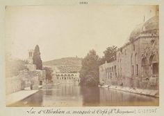 Urfa (Urava, Orava; Ur û Ava) northern Kurdistan, 1881