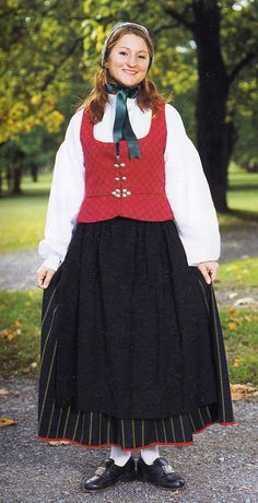FolkCostume&Embroidery: Overview of Norwegian Costumes. Part the Southeast. Norwegian Clothing, Beautiful Costumes, Folk Costume, Norway, Embroidery, Folk Art, Clothes, Search, Fashion