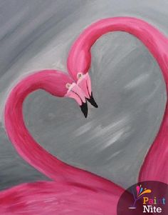 Paint Nite Buffalo | Butterwood Sweet & Savory Tuesday February 3, 2015