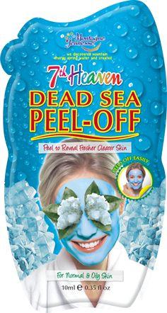 Dead Sea Peel Off | 7th Heaven | Montagne Jeunesse