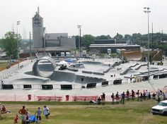 The Louisville Extreme Skate park is one of my favorite places to visit all the time. This place has taught me how to skateboard. I use to practice at this place every single day. This skate park turned me into a skateboarder, because this is the reason I became a skateboarder and turned it into a hobby.