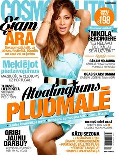 Nicole Scherzinger for Cosmopolitan Armenia August 2014