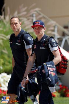 Max Verstappen, Formule 1 Grand Prix van Bahrein 2016, Formule 1