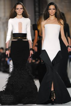 stephane rolland spring summer 2012 haute couture