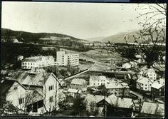 Nord-Trøndelag fylke Namsos  Namdals sykehus Postgått 1947