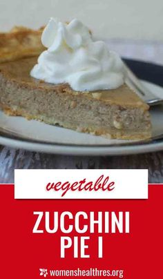 Zucchini Pie I