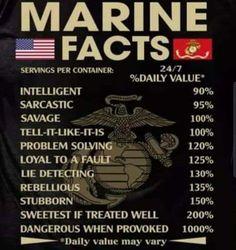 Marine Corps Quotes, Marine Corps Humor, Us Marine Corps, Once A Marine, Marine Mom, Marine Flag, Hero Quotes, Usmc Quotes, Military Jokes