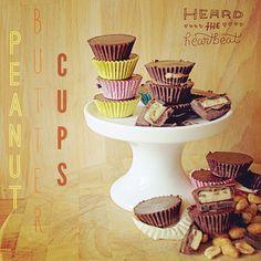 Peanut butter cups mini version   http://youtu.be/H6qGcV9lI-c