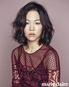 Han Ye Ri - Marie Claire Magazine November Issue '14