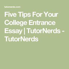 for a argumentive essay