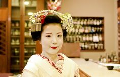 Maiko (apprentice geisha) Ayano 彩乃 Explored  View On Black