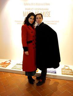 Mario Vespasiani and Mara 2017 Galleria d'Arte Moderna Roma