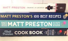 Why Matt Preston defaced my book Cook Books, Popular Recipes, Preston, My Books, Good Food, Reading, Cooking, How To Make, Cookery Books
