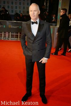 Best Dressed Male: The Baftas - The Maleing List