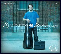 Indie Minded CD Review: Realizations And Declarations Vol. 2 by Scott Krokoff - Indie Minded | Indie Minded
