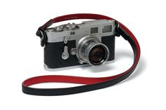 WTAPS x Artistan & Artist* Leather Camera Strap