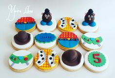 Cookies Toy Story - Cake by Maira Liboa