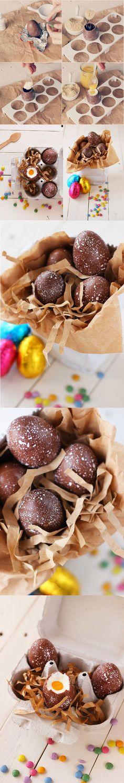 Huevos de pascua / merceditasbakery@gmail.com