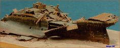 titanic stern - Google Search
