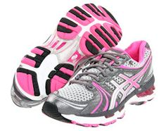 Selecting good running shoes