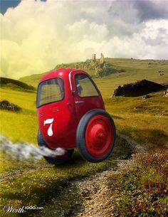 Vehicular Spectacular - Worth1000 Contests