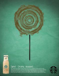 Starbucks spec ad.