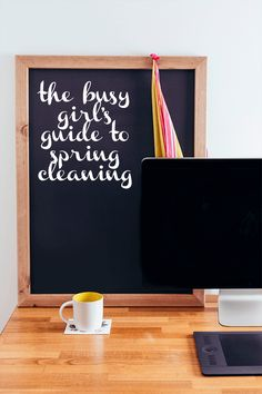 Need to spring clean but find yourself short on time? Here's our guide with cleaning hacks to have your home clean in no time!