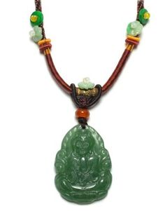 EUR 48,00 Mercy Yin Buddha auf Lotus Chinesen Jade Halskette, mit handgeknüpfte Verstellbarer Kordel 66cm -80- Fortune Jade Schmuck von Imperial-Jade Kollektion, http://www.amazon.de/dp/B00D9UFRQ0/ref=cm_sw_r_pi_dp_NlmTrb0YGAMSK