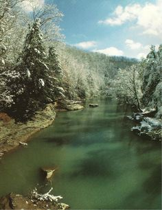 The Beautiful Birch River, WV  our camp sits right where birch and elk rivers meet..its a wonderful spot!
