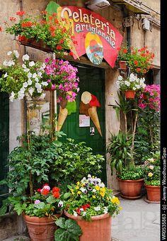 Italian Ice Cream Shop