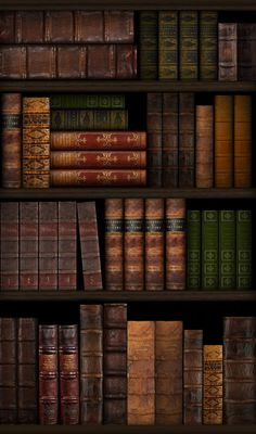 """When it comes to books I have one simple philosophy, """"one should never stop reading or collection them."""""""