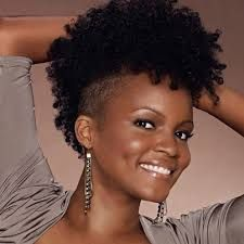 black women afro hairstyles