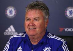 Guus Hiddink vẫn muốn ở lại Chelsea | Kết quả bóng đá anh