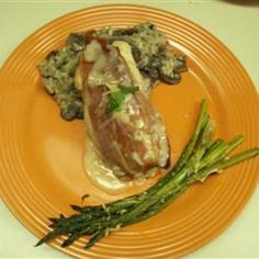 Abby's Chicken Rollatini