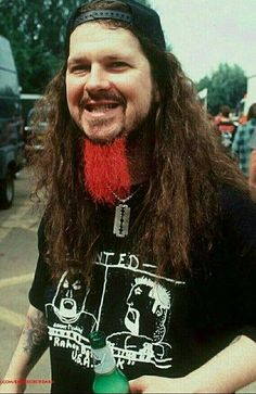 Most beautiful smile and soul Missing you so much bby❤🍻 Yandex, Paul Abbott, Pantera Band, Vinnie Paul, Joey Ramone, Dimebag Darrell, Band Wallpapers, Beard Lover, James Hetfield