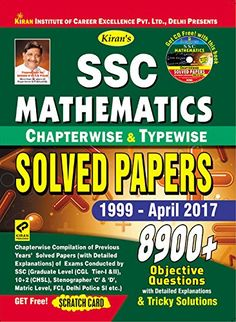 Manorama yearbook 2018 pdf ebook english education pinterest offerta di oggi ssc mathematics chapterwise typewise solved papers 1999 april 2017 fandeluxe Gallery