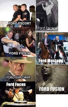 #harrisonfordmodels