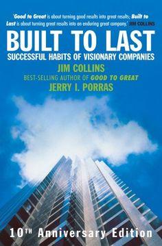 Built to Last - Jim Collins