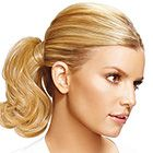 Jessica Simpson Bump Up The Pony Wavy Hairspray, Beauty Shop, Cut And Color, Bump, Ponytail, Hair Extensions, Eyelashes, Hair Beauty, Celebrities