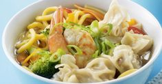 The best Wonton and noodle soup recipe you will ever find. Welcome to RecipesPlus, your premier destination for delicious and dreamy food inspiration. Wonton Noodle Soup, Wonton Noodles, Egg Noodles, Chilli Pasta, Pork Mince, Five Spice Powder, Prawn Recipes, Hot Soup, Food Inspiration