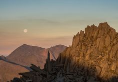 "/ Photo ""'Supermoon Over Snowdon' - Castell-Y-Gwynt, Snowdonia"" by Kris Williams Snowdonia National Park, Super Moon, Before Us, British Isles, Geology, Wales, Monument Valley, Mount Rushmore, National Parks"