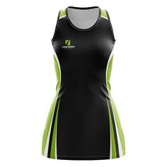 Scorpion Sports Netball Dresses UK are designed and sublimation printed within 4 weeks. Scorpion also supply teams, schools and colleges with branded after match garments. Netball Uniforms, Netball Dresses, Dress Designs, Dresses Uk, Colleges, Designer Dresses, Color Schemes, Sportswear, Swimwear