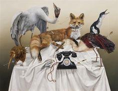 "Kate Bergin ""Practising the Art of Deception"""
